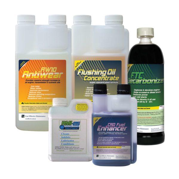 Ultimate diesel additive pack