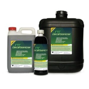 FTC Decarbonizer, cleans DPF filters, cleans turbos, deglazes engines