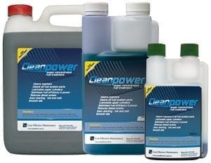 Cleanpower Fuel System Treatment