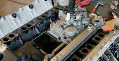 avoding engine blowby