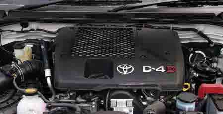 Hilux D4D fuel Injector Problem