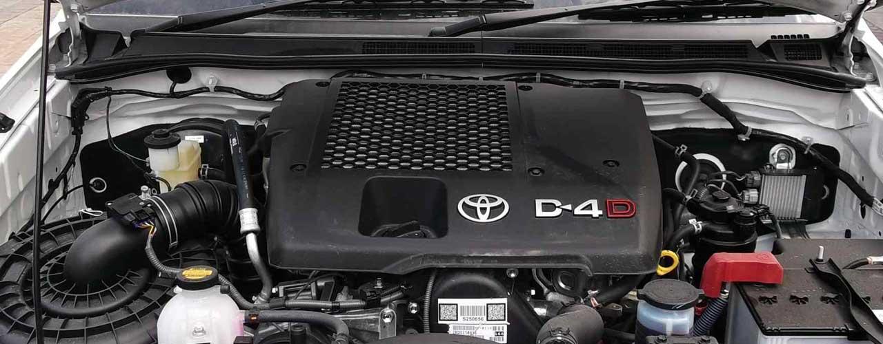 Hilux D4D bad fuel Injector Problem...fix it for $54. - Cost Effective Maintenance