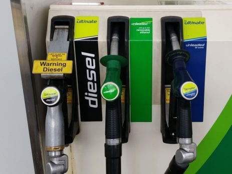 Save common rail diesels filled with petrol