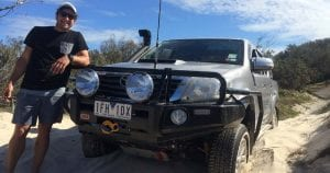 Toyotal Hilux uses CRD Fuel Enhancer