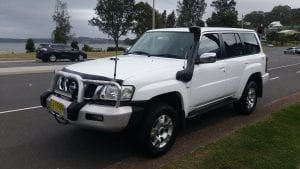 Nissan Patrol overheating fixed