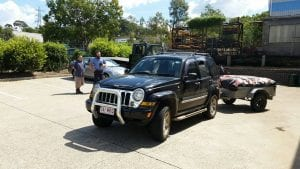 CRD stops Jeep Injector rattle
