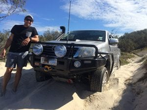 New Toyota Hilux, running smoothly using CRD Fuel Enhancer