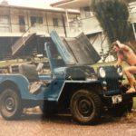Brid Walker around 1974