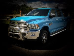 Dodge Ram 3500 with reduced economy after using the CRD Fuel Enhancer