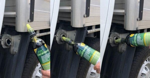 How to use the FTC Ezypor dispenser