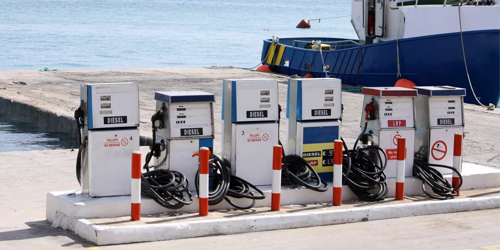 Fuel pumps risk water contamination
