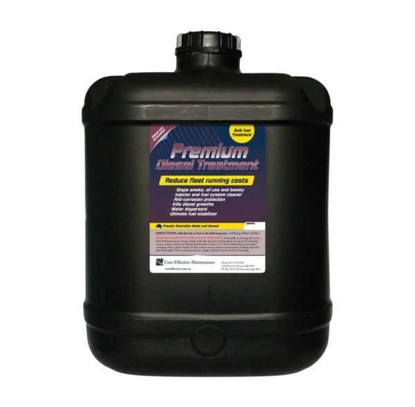 Premium Diesel Treatment, Bulk fuel treatment