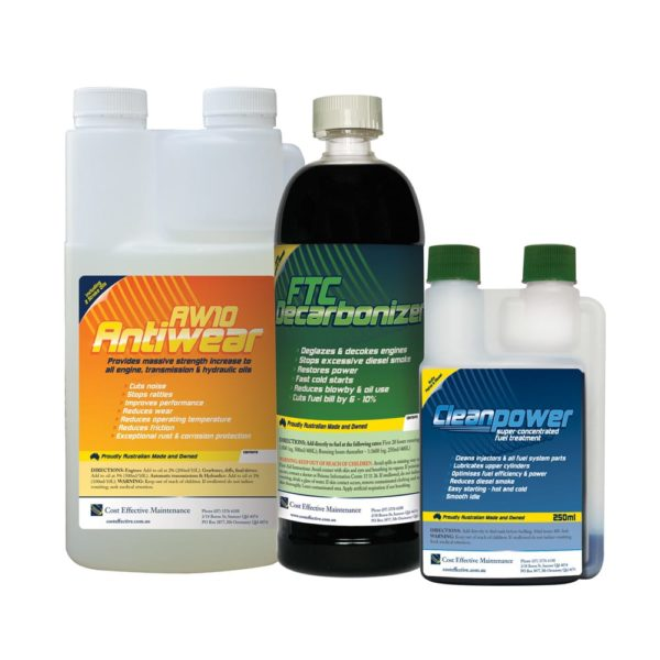 Petrol performance pack
