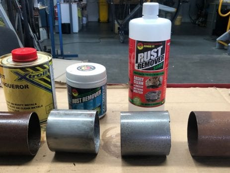 How to prevent, remove and stop rust