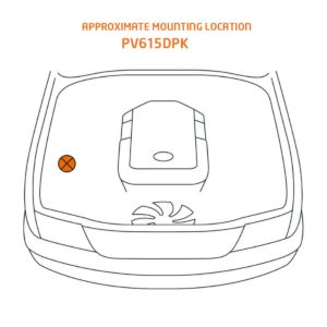 Toyota 70 series Catch Can Location